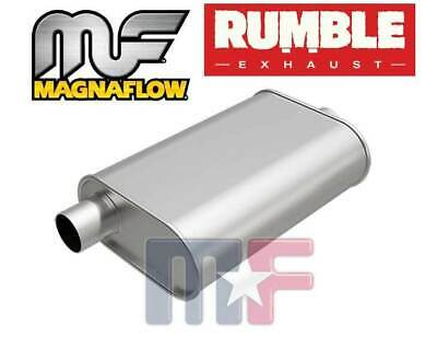 Turbo Schalldämpfer Auspuff Chevrolet Dodge Ford Jeep Ram Camaro Blazer Pickup