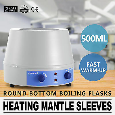 500Ml Heating Mantle Sleeves Electric 110V Magnetic Stirring Accurate Excellent