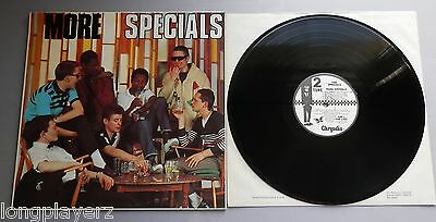 The Specials - More Specials Canadian 1980 Two Tone LP