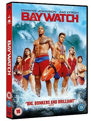 Baywatch (with Digital Download) [DVD]