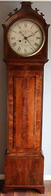6 Month Duration Sweep Second Deadbeat Regulator Longcase clock 1820
