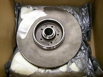 "Goulds 2L804 Stainless Steel Pump Impeller 10.38"" Diameter 1-1/4"" Keyed Bore New"