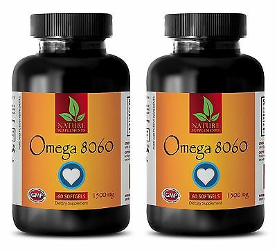 Weight loss nutrition program - OMEGA 8060 2B - fish oil extra strength