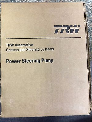 14-19401-007 TRW Automotive Commercial Power Steering Pump 1419401007 (NEW)