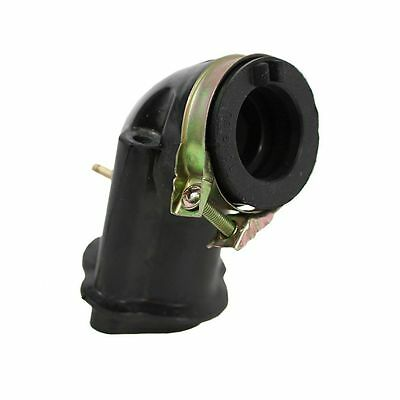 Extended Length Intake Manifold GY6 150cc Carburetor Chinese Scooter ATV Go Kart