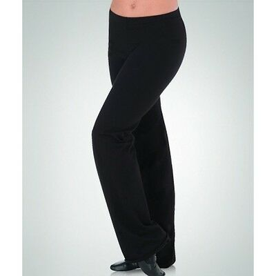 NEW with Tags Body Wrappers Prowear Adult BWP291 Jazz Dance Pants yoga workout