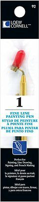Loew-Cornell Fine Line Painting Pen reborn 4 Doll FREE & FAST Shipping