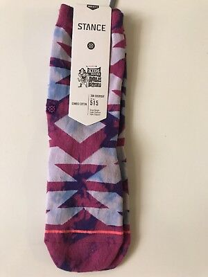 STANCE Recess Purple  Ankle Biters Kids' Socks - Size Youth M (11 - 1) NWT