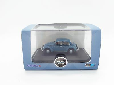 1:76 Scale Gulf Blue VolksWagen Beetle - Oxford #76VWB007 vmf121