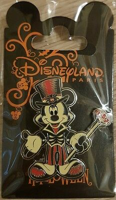 PIN Disneyland Paris MICKEY HALLOWEEN OE