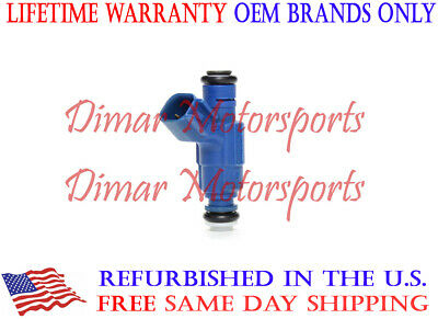 Single OEM Remanufactured Fuel Injector Part # 23250-YWF01