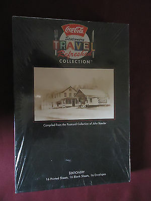 Coca-Cola Stationery Travel Collection