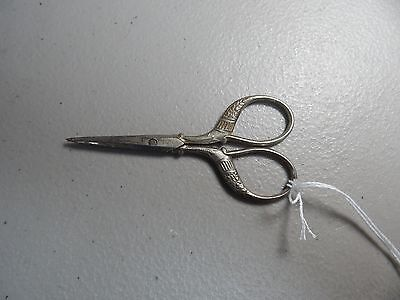 Vintage! Reppin MFG. Co. Small Scissors Made In Germany