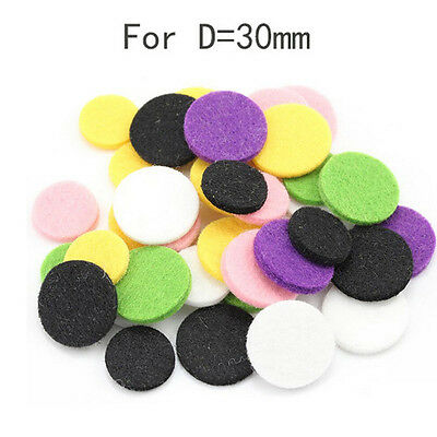 Car Perfume Supplemental Pad Essential Oil Diffuser Cotton Decorate Jewelry Mat