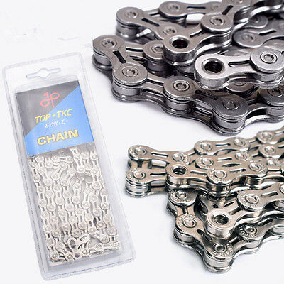 MTB road bike bicycle chain 9/10/11 speed hollow ultra light speed change chain