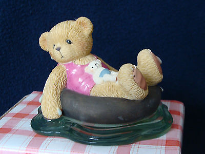 Cherished Teddies - Eileen - A little swimmer with big dreams - CT0031