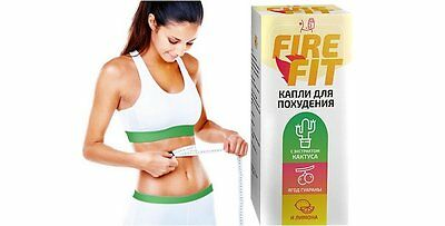 Fire Fit | 100% Diet Drink Weight Loss Fat Burner Diet Drops WEIGHTLOSS BURN FAT