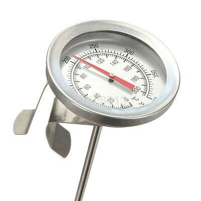 Stainless Steel Kitchen Food Cooking Milk Probe Temperature Thermometer UK