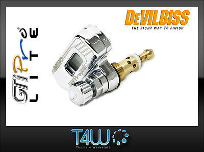 DEVILBISS DGi Pro pod digital gauge for GTi Pro Lite spray guns