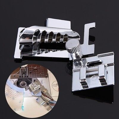 Bias Tape Binder Presser Foot Snap On Sewing Machine For Brother Janome Singer