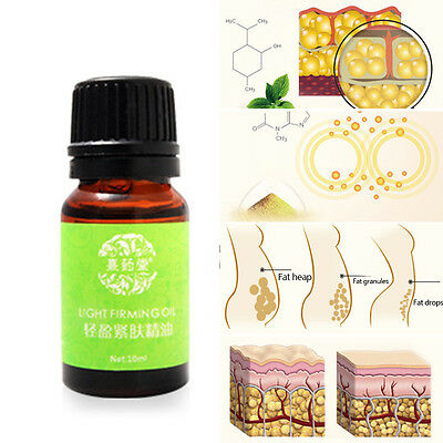Weight Loss Slim Fat Burning Figure Body Slim Physical Massage Essential Oil