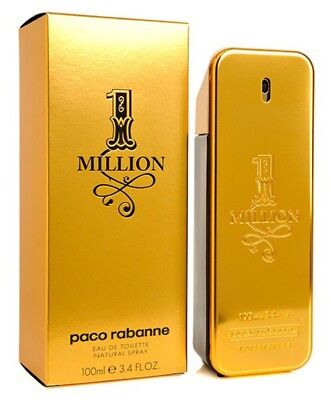 Paco Rabanne One Million Edt 100 Ml Hombre