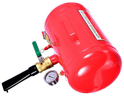 20 Litre Tyre Inflator 20L / 5 Gallon Bead Seater Air Blaster Booster Tool Tyre