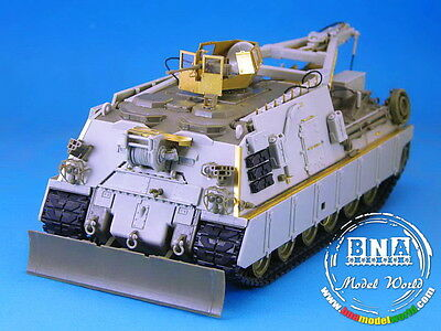 Legend Productions 1/35 M88A2 Heavy Recovery Vehicle Conversion Set for AFV Club
