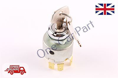 Brand New 12V Universal Car Motorbike Ignition Switch With 2 Keys Spb501