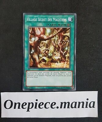 Yu-Gi-Oh! Village Secret Des Magiciens OP05-FR026