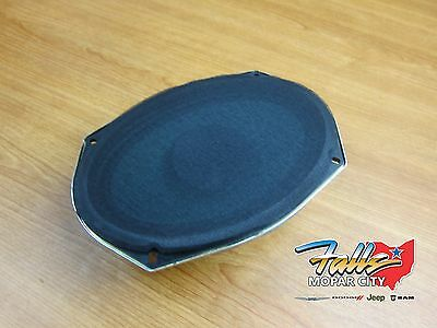 2004-2018 Chrysler Dodge Front Door 6 Inch Speaker MOPAR OEM