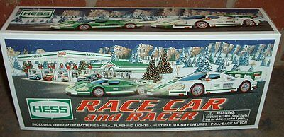 Hess Gasoline '09 Race Car and Racer
