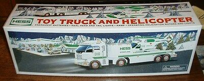 Hess Gasoline '06 Truck w/ Helicopter