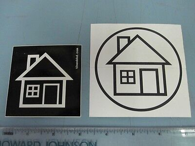 The Neighbourhood 2012/13 promotional sticker set Mint New Old Stock Flawless