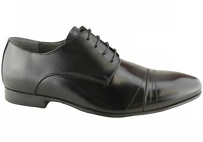 New Julius Marlow Yankee Mens Leather Dress Shoes