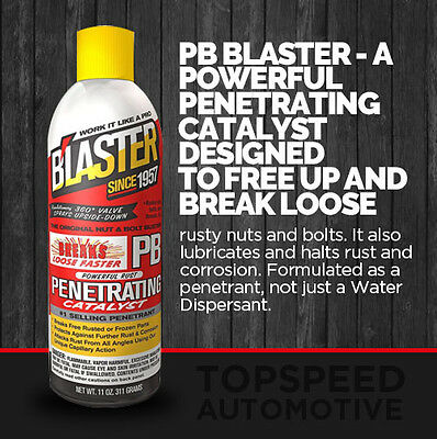 Pb Blaster Chemical Companies Inc 16Pb Catalyst Prevent