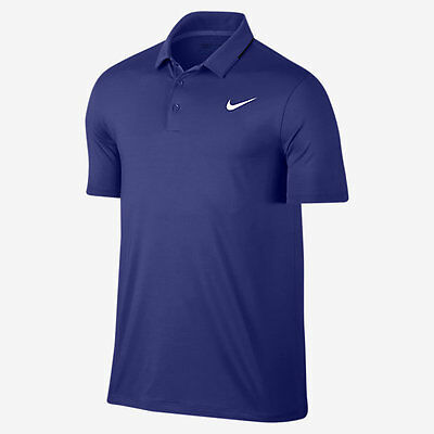 Nike Men's Icon Elite Golf Polo - Deep Night - S,M,L,XL,2XL - New With Tags!