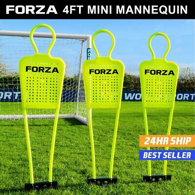 Football Mini-Mannequin 4ft [FORZA] Football Mannequin Free Kick Dummy Dummies