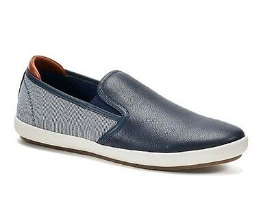 f6d31125017d NIB Mens Sonoma Goods for Life Kevin Slip on Shoes Loafers Mult Sizes Blue