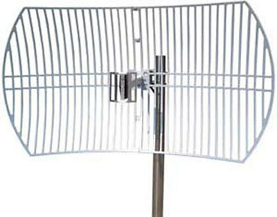Trango Systems AD2401-24 Parabolic Grid Antenna 24dBi Frequency 2400-2484 MHz