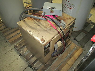 Hertner Auto 5000 Battery Charger 3TD18-775 Used