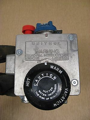 Robertshaw R110RATSPL 3210481 64-978-348 Water Heater Gas Valve Thermostat Used