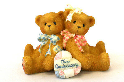 Cherished Teddies 1997 You Grow More Dear With Each Passing Year 215880
