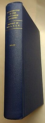 1946 soda water bottlers assoc book History of the A.B.C.B.