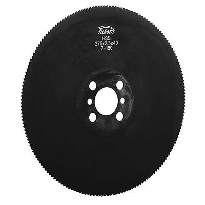 Metal Circular Saw 275 x 2,5 x 32/40 HSS (DMO5) , Metal Saw Blade
