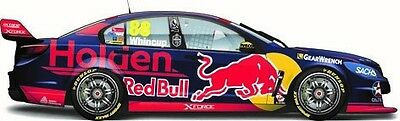 Classic Carlectables 1/64 Holden VF Commodore #88 Red Bull Holden (2017) - Jamie