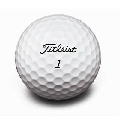 50 Refinished Titleist Pro V1 AAA/Standard Grade Golf Balls *Free Tees!*