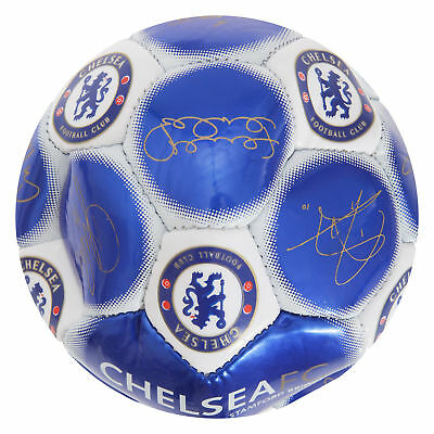 Chelsea FC Official Signature Mini Football (Size 1)