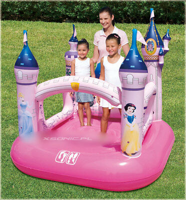 Bestway Inflatable Disney Princess Trampoline Bouncy Jumping Castle #91050