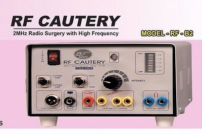 Radio Frequency Cautery 110V RF Cautery 2MHz Dermatology Opthalmic Pediatry